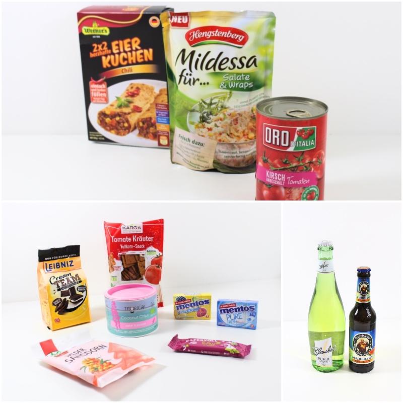 mix - brandnooz Box Juni 2016 - Eckige Foodbox