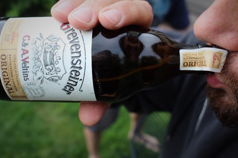 trinken - Grevensteiner Original Landbier