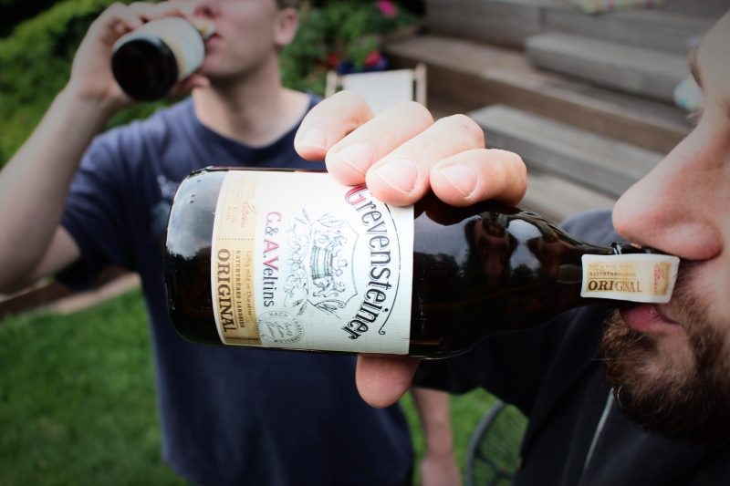 trinken2 - Grevensteiner Original Landbier