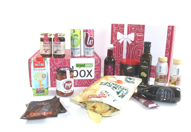 alles - Genuss Box August - Neue Geschmackswelten