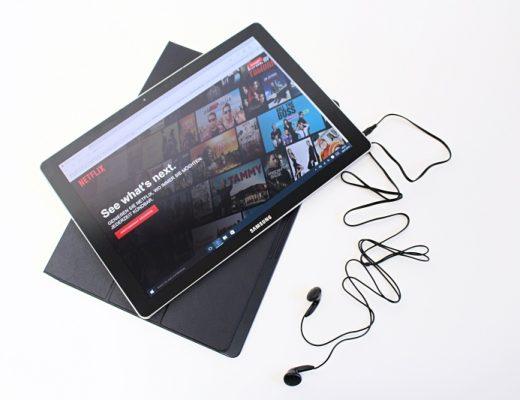 netflix2 520x400 - Samsung Galaxy Tab Pro S Fazit