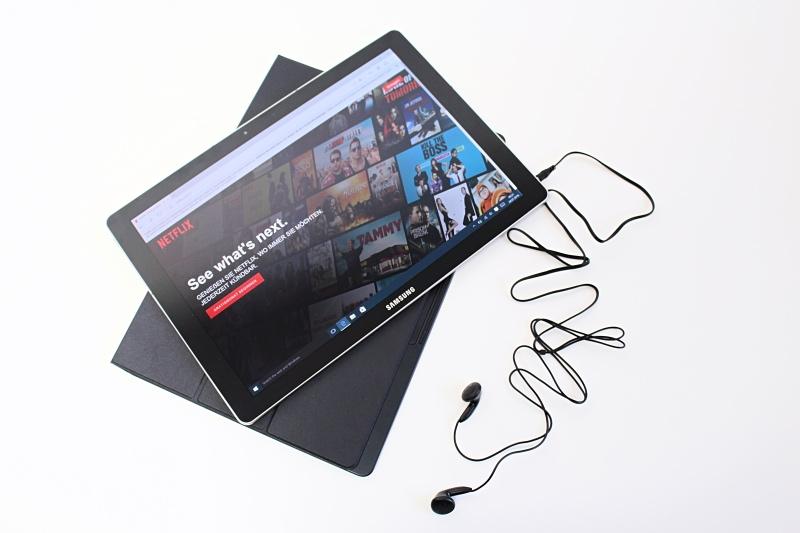 netflix2 - Samsung Galaxy Tab Pro S Fazit
