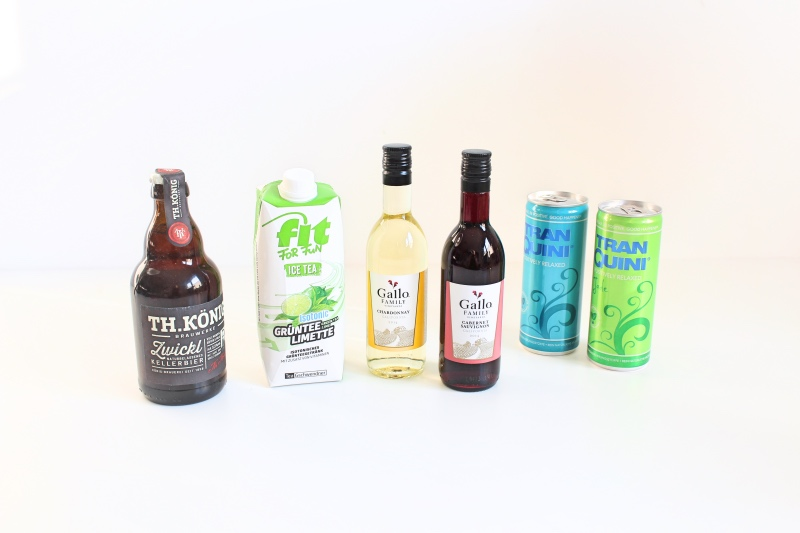 Boxbotschaften drink