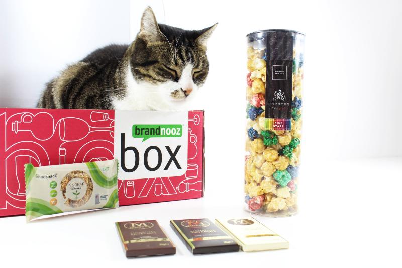 sweet - Genuss Box Oktober - Hocherfreut im Herbst