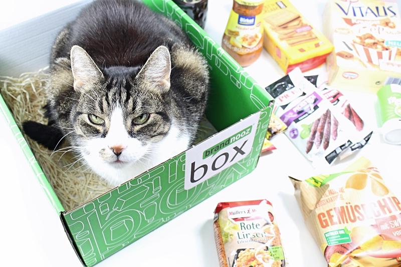 1 - Lust auf lecker - goodnooz Box Januar 2017