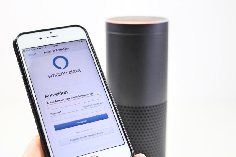 app2 - Amazon Echo - Erste Schritte
