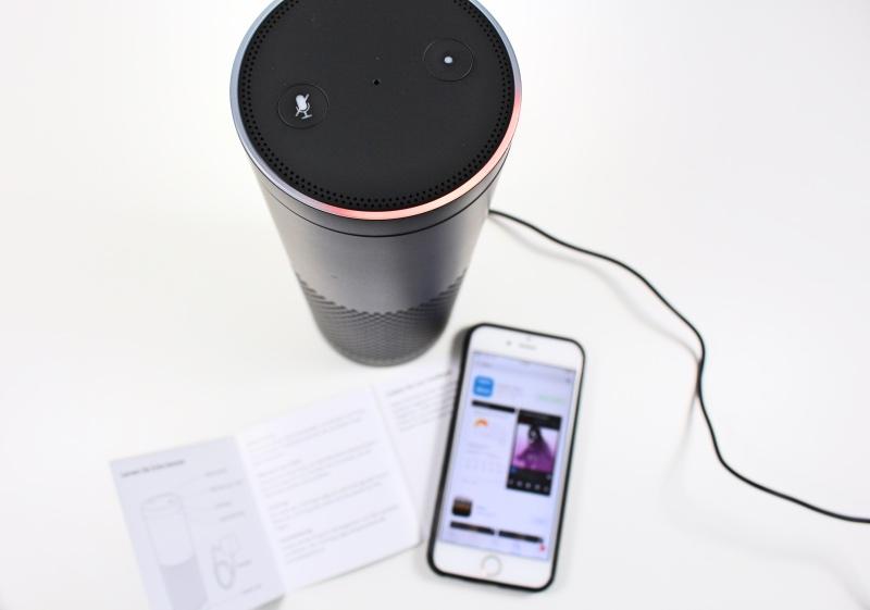 orange - Amazon Echo - Erste Schritte
