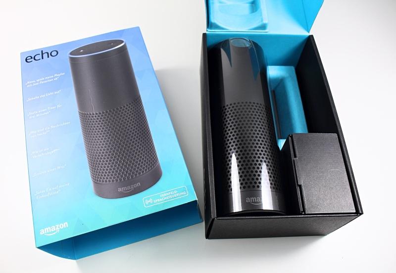 verpack2 - Amazon Echo - Erste Schritte