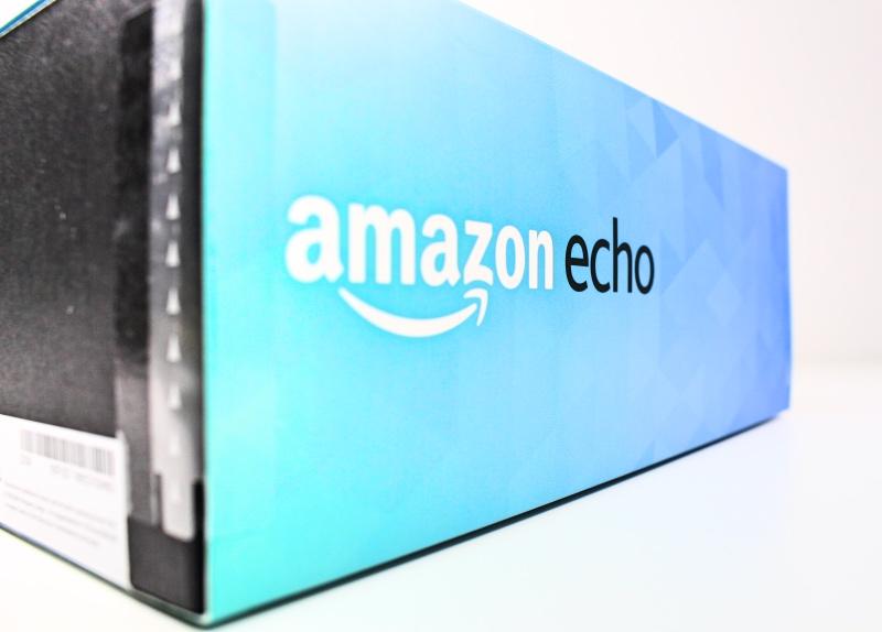 verpackung - Amazon Echo - Erste Schritte