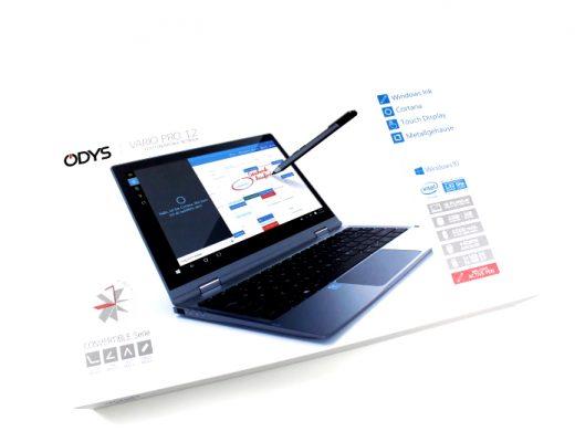 IMG 6692 520x400 - Odys Vario Pro 12 Convertible Fazit