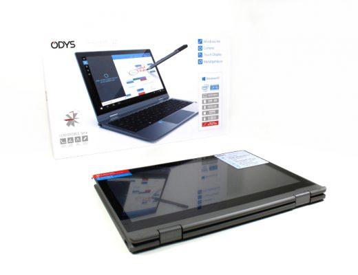 IMG 6710 520x400 - Odys Vario Pro 12 Convertible