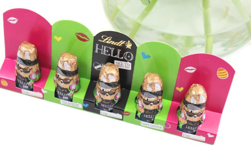 reihe - Hello Ostern mit Lindt & Gewinnspiel