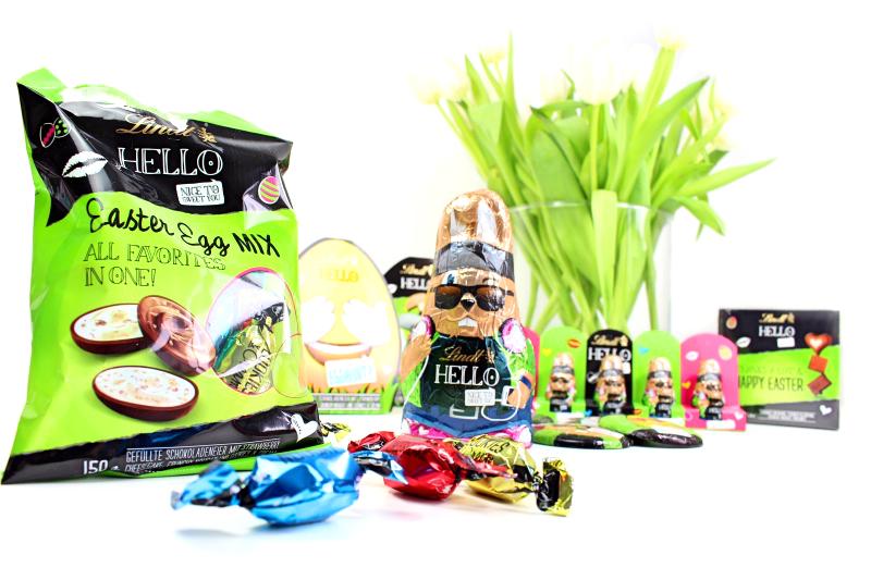 total - Hello Ostern mit Lindt & Gewinnspiel