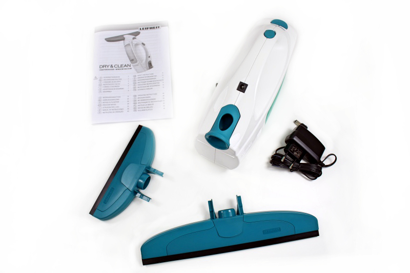 inhalt 4 - Leifheit Dry & Clean Fenstersauger