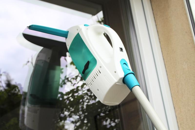 stange2 - Leifheit Dry & Clean Fenstersauger