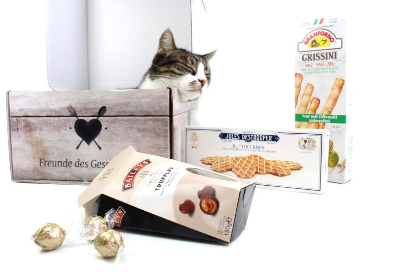 sweets - Freunde des Geschmacks Box