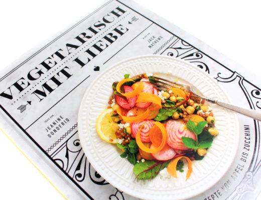 veg 3 520x400 - Vegetarisch mit Liebe Kochbuch
