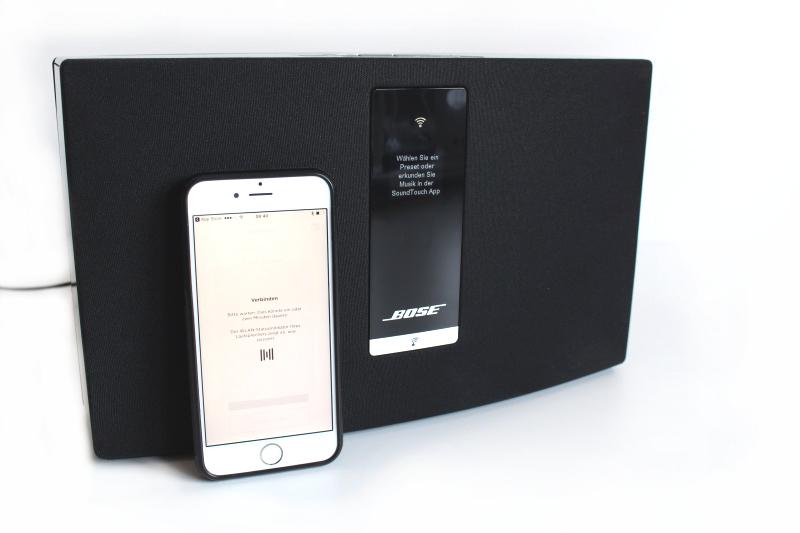 verbinden - Bose SoundTouch 20 Lautsprecher