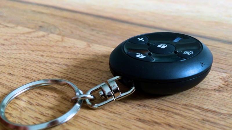 fernbedienung - Blaupunkt Smart Home Security Visual Monitoring Set