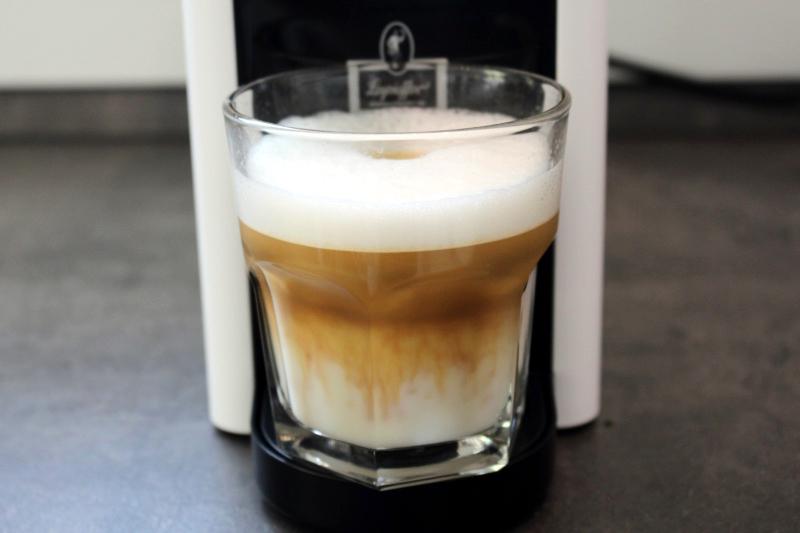 hafer latte - Leysieffer Premium Kapselmaschine
