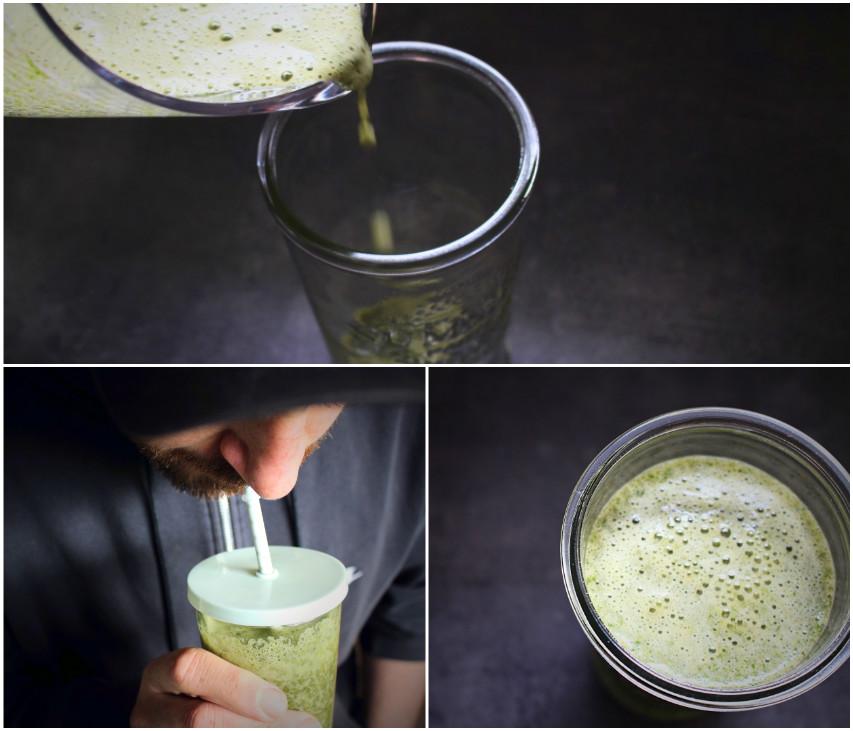 mix drink - AEG Hochleistungsmixer GourmetPro