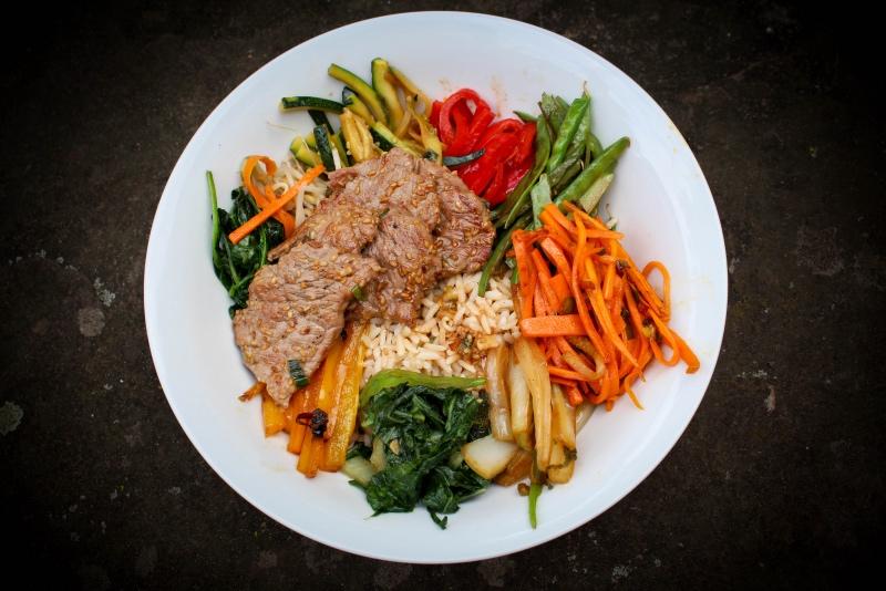 Essen1unbenannt 4 - Bibimbap und andere Superfoods