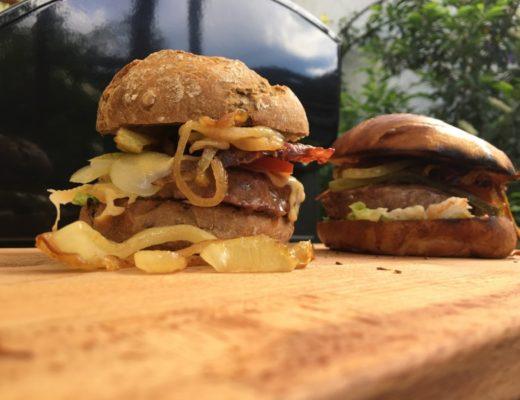 burger  520x400 - Maxxus BBQ Chief 2in1 Hellfire & Gewinnspiel