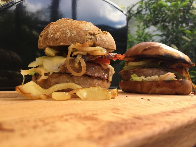 burger - Maxxus BBQ Chief 2in1 Hellfire & Gewinnspiel