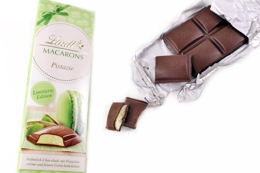 pista2 - Lindt Macarons & Gewinnspiel
