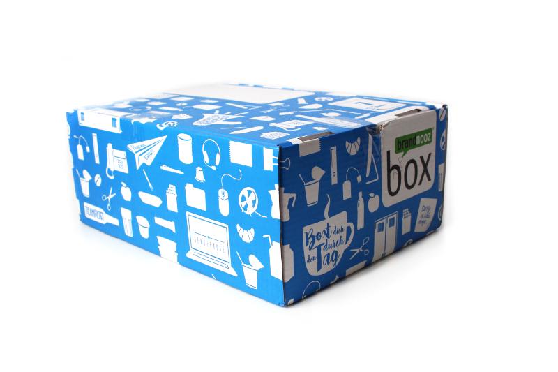 total - Team Box - Die neue Box für die Kollegen