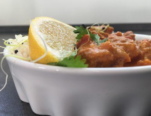 zitrone2 520x400 - Chicken Tikka Masala Rezept