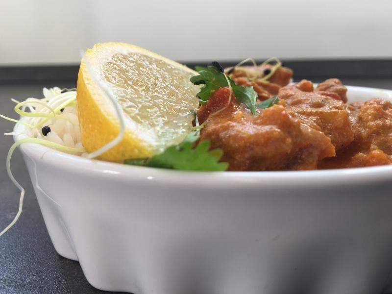 zitrone2 - Chicken Tikka Masala Rezept