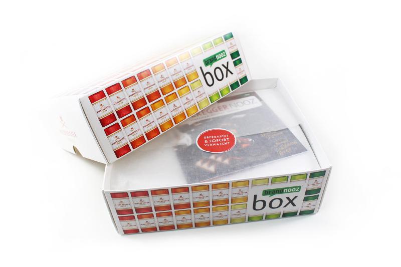 box 2 - Niederegger Sonderbox von brandnooz
