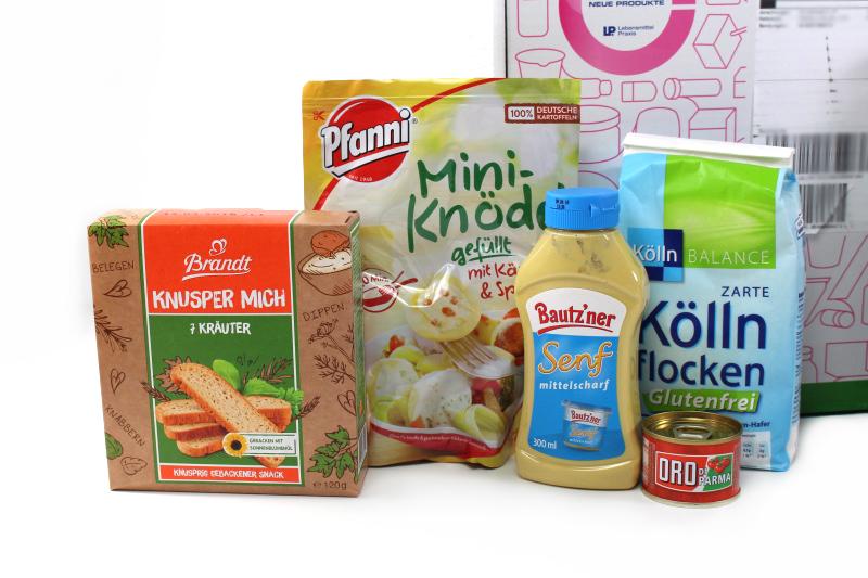 food - HIT - Die neue Themenbox