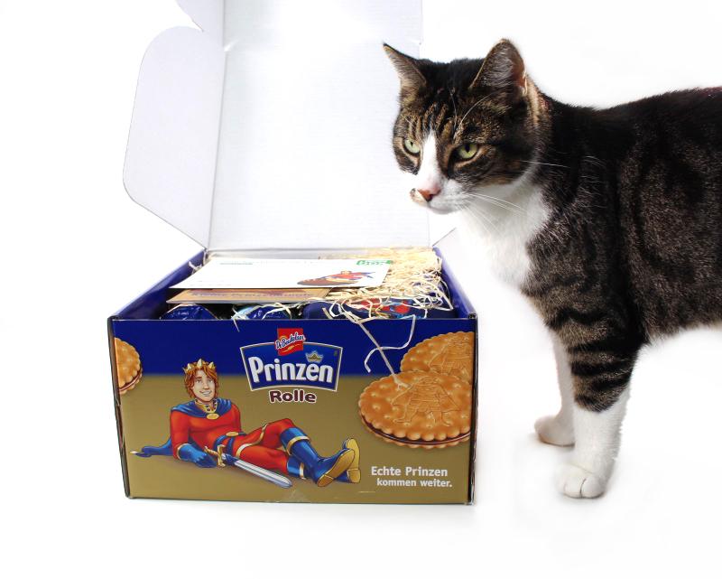 halboffen - Prinzen Rolle Box - Kekse für alle