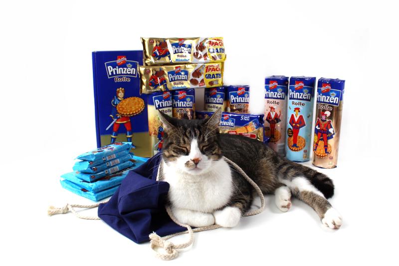 lieg - Prinzen Rolle Box - Kekse für alle