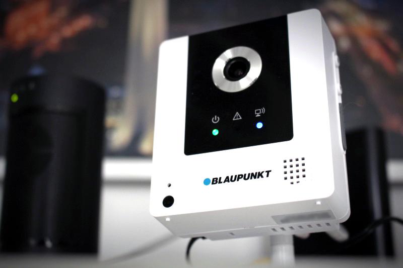 Kamera - Smart Home Sicherheit mit Blaupunkt