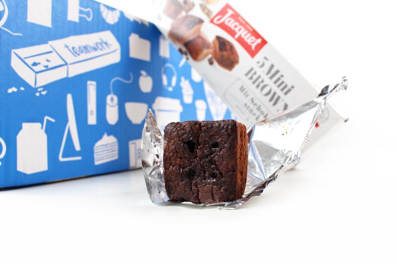 brownie - Team Box Nummer drei & Gewinnspiel