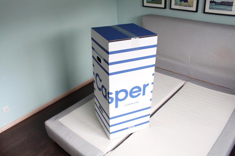 box - Casper Matratze & Gewinnspiel