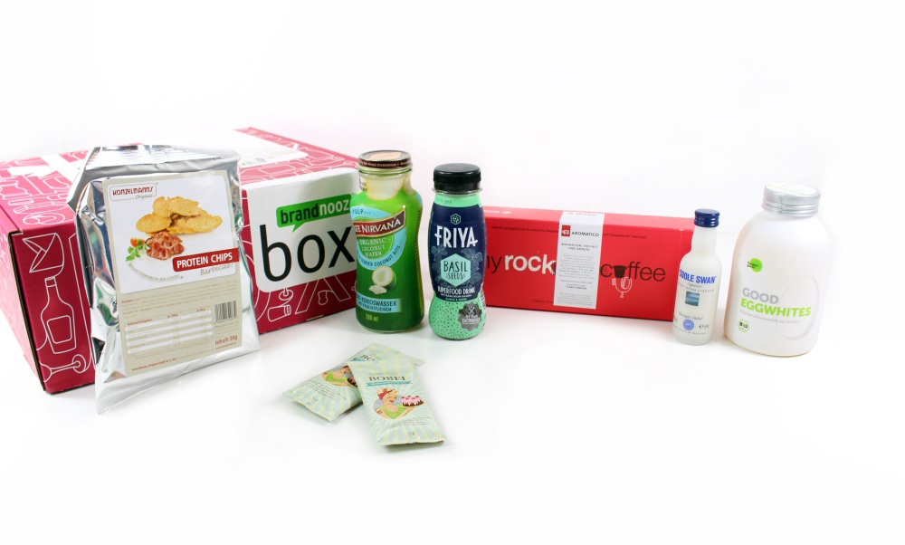 Superfood Food Box