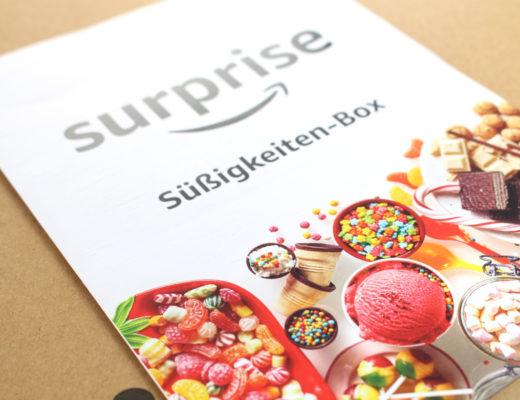 zettel 520x400 - Amazon Surprise Süßigkeiten-Box