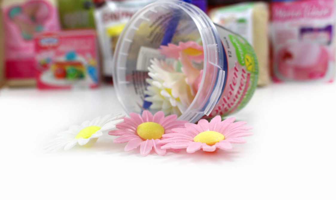 blumen - Amazon Surprise Backen Box