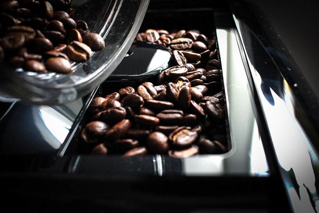 bohnen 1024x683 - Melitta Barista TS Smart Kaffeevollautomat