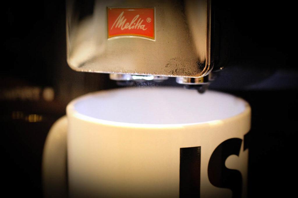 einlauf close 1024x682 - Melitta Barista TS Smart Kaffeevollautomat