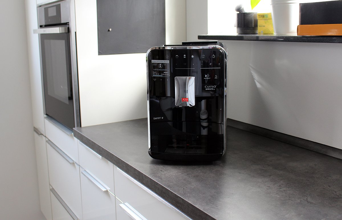 totale2 - Melitta Barista TS Smart Kaffeevollautomat