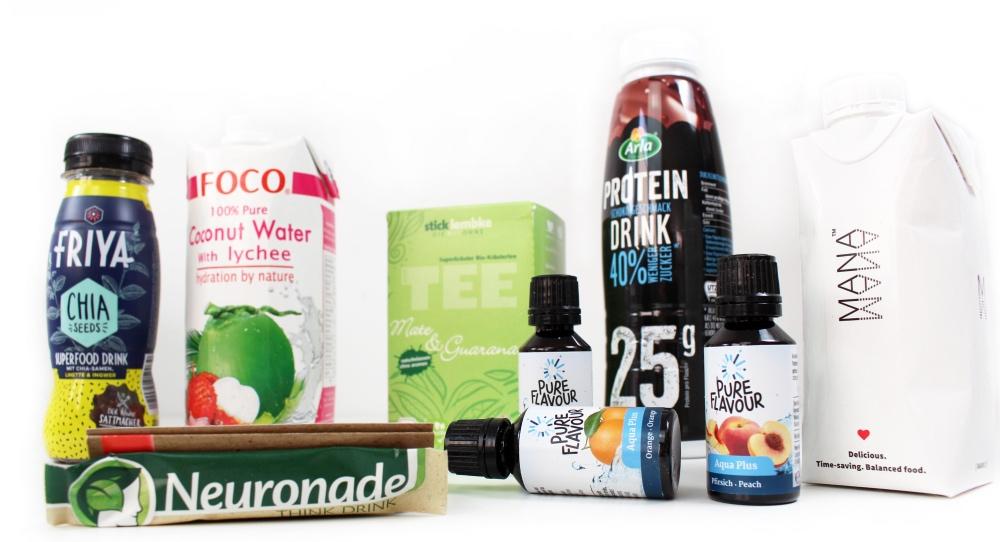 drinks - Amazon Surprise Fit für den Sommer Box