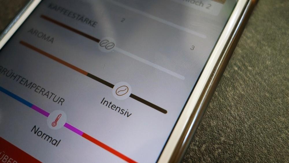 Melitta Barista TS Smart App