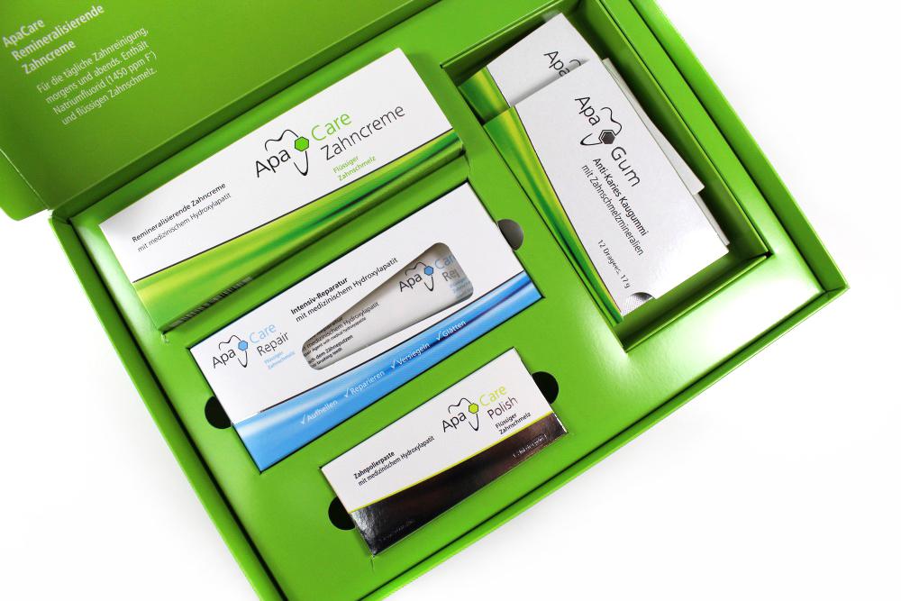 set - ApaCare Zahnpflege & Gewinnspiel