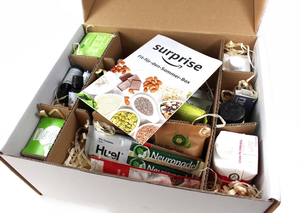 total - Amazon Surprise Fit für den Sommer Box