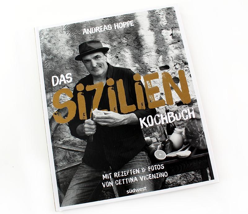 cover - Das Sizilien Kochbuch & Gewinnspiel